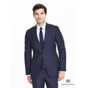 NWT Navy Mens Suit